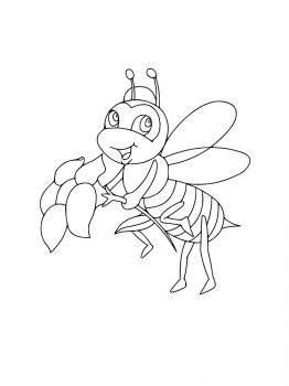 bee-coloring-pages-12