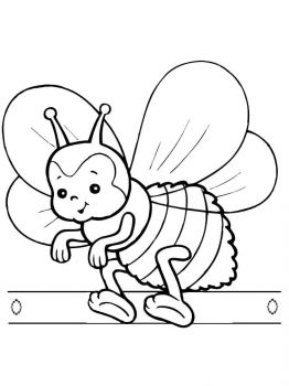 coloring-pages-animals-bee-13