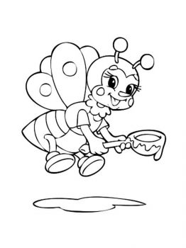 coloring-pages-animals-bee-5