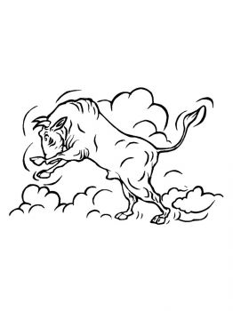 bull-coloring-pages-15