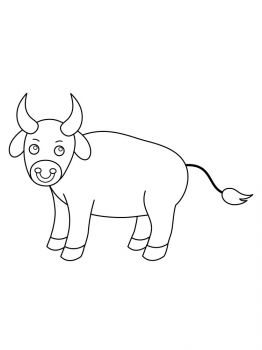 bull-coloring-pages-7