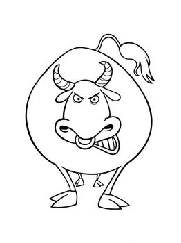 bull-coloring-pages-8