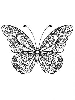 butterfly-coloring-pages-4
