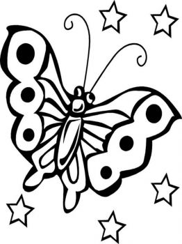 coloring-pages-animals-butterfly-16