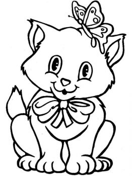 coloring-pages-animals-cats-14