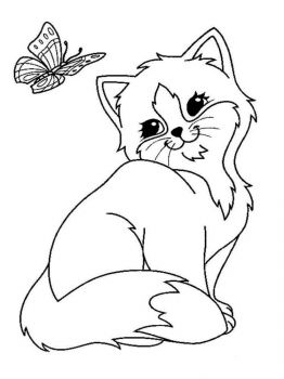 coloring-pages-animals-cats-4