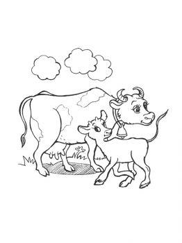 cow-coloring-pages-9