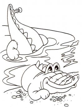 coloring-pages-animals-crocodile-1