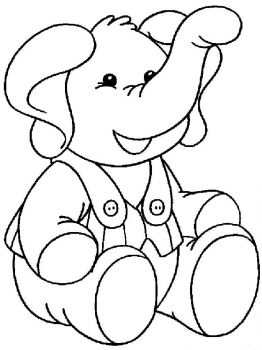 coloring-pages-animals-elephant-3