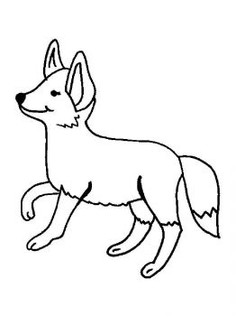 coloring-pages-animals-fox-2