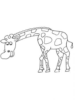 coloring-pages-animals-giraffe-15