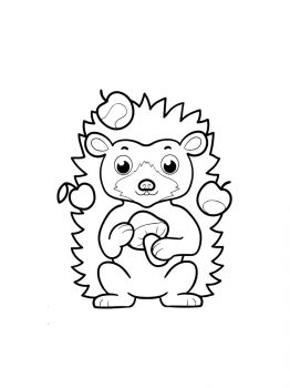 hedgehog-coloring-pages-9
