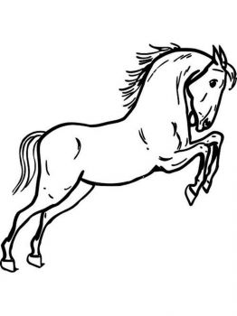 coloring-pages-animals-horse-24