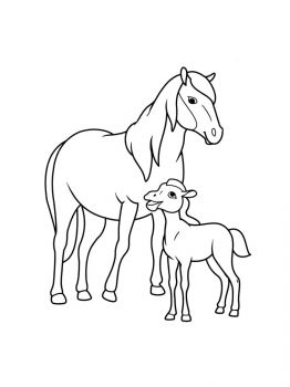 horses-coloring-pages-1