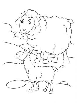 coloring-pages-animals-lamb-1