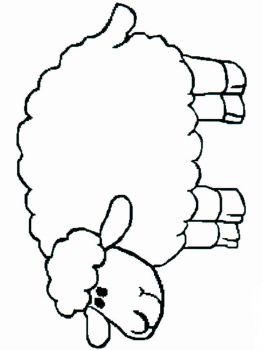 coloring-pages-animals-lamb-7