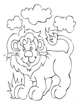 coloring-pages-animals-lion-3