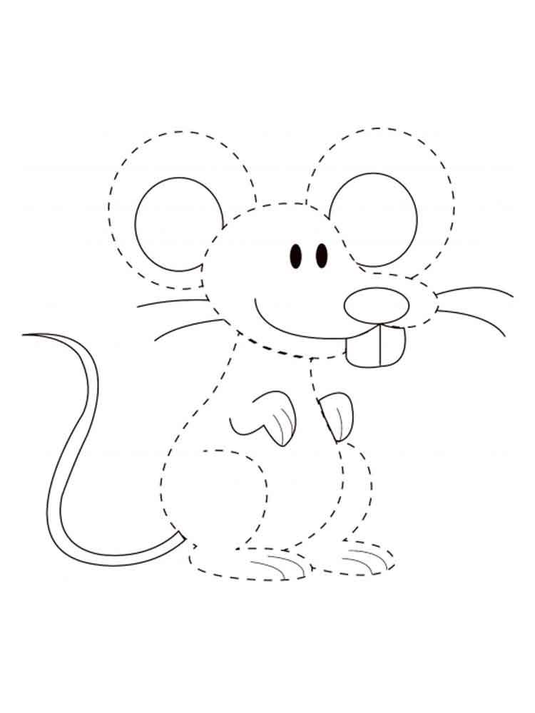 ausmalbilder mäuse  malvorlagen kostenlos zum ausdrucken