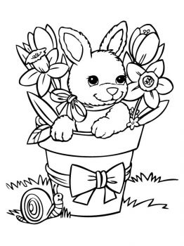 coloring-pages-animals-rabbits-5