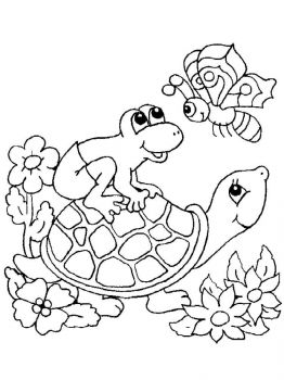 coloring-pages-animals-turtles-2