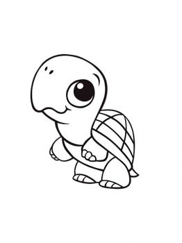 coloring-pages-animals-turtles-4