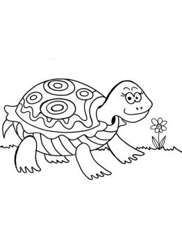 coloring-pages-animals-turtles-5