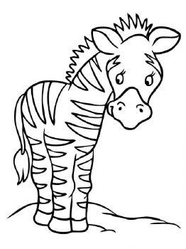 coloring-pages-animals-zebra-6