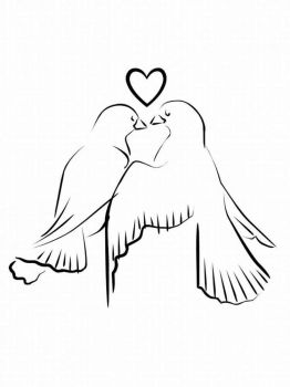 Doves-birds-coloring-pages-8