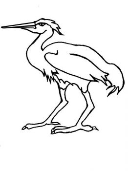 Egrets-birds-coloring-pages-5