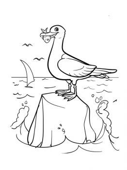 Seagulls-birds-coloring-pages-5