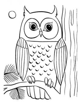 coloring-pages-animals-owl-10