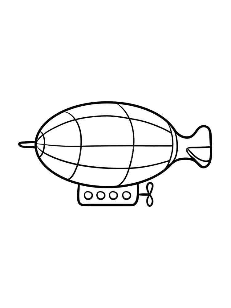 malvorlagen luftschiff  ausmalbilder kostenlos zum ausdrucken