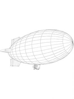 Airship-coloring-pages-3