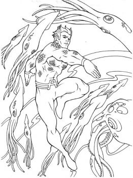 Aquaman-coloring-pages-12