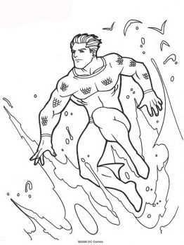 Aquaman-coloring-pages-15