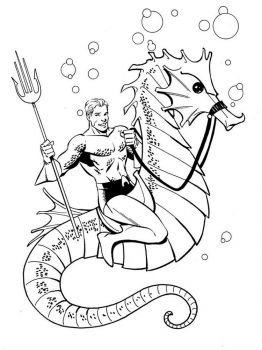 Aquaman-coloring-pages-16