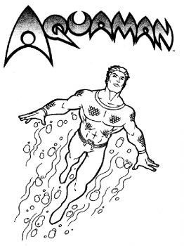 Aquaman-coloring-pages-5