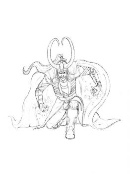 Avengers-Loki-coloring-pages-5