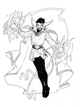 Dr-Strange-coloring-pages-10