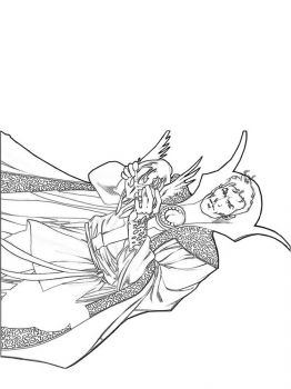 Dr-Strange-coloring-pages-4