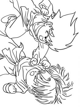 Dragon-Ball-Z-coloring-pages-5