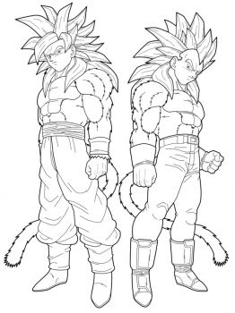 Dragon-Ball-Z-coloring-pages-9