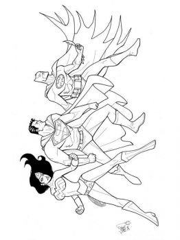 Justice-League-coloring-pages-1