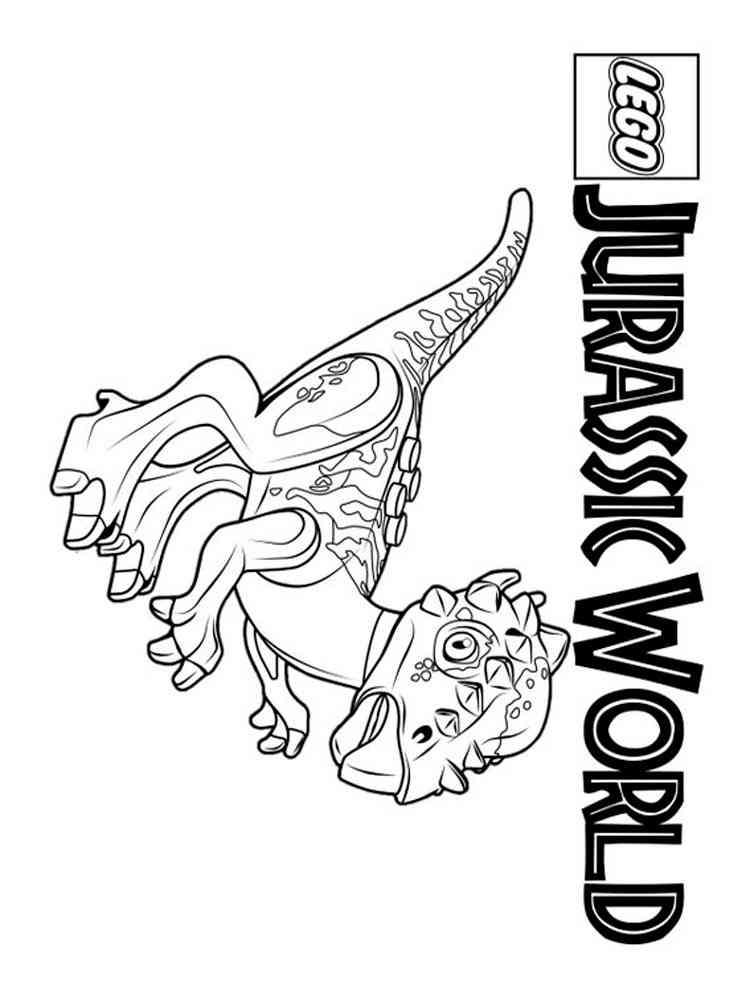 malvorlagen lego jurassic world  ausmalbilder kostenlos