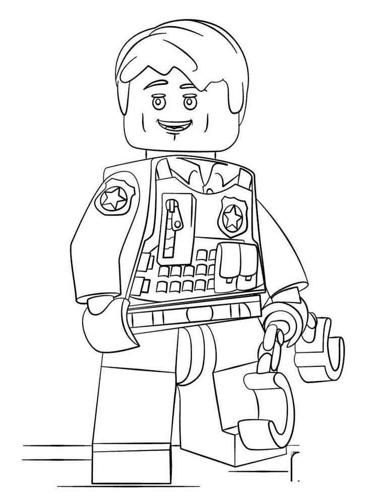 malvorlagen lego polizei  ausmalbilder kostenlos zum