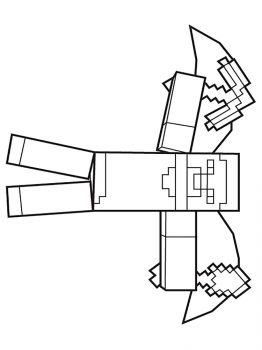 Minecraft-Steve-coloring-pages-2
