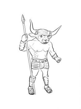 Minotaur-coloring-pages-13