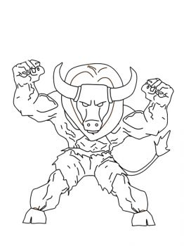 Minotaur-coloring-pages-8