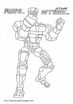 Real-Steel-coloring-pages-4