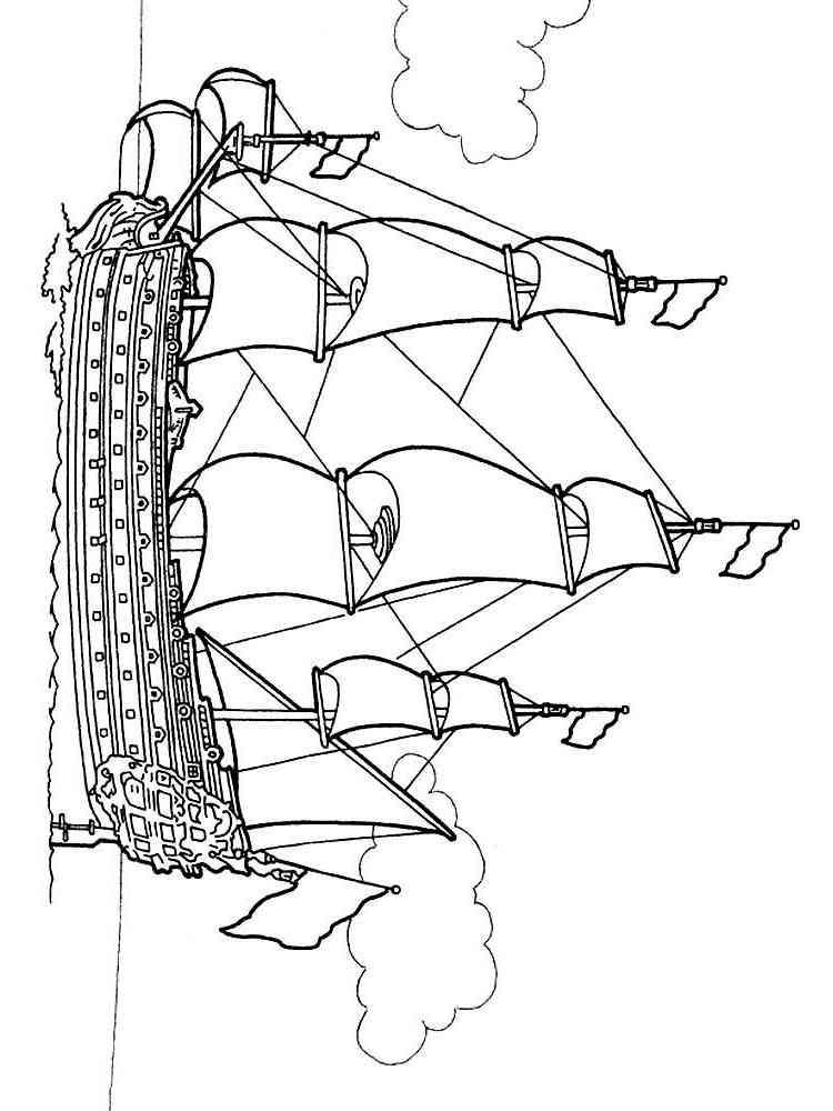 malvorlagen segelboot  ausmalbilder kostenlos zum ausdrucken